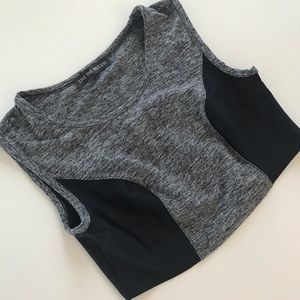 Live the Process Workout Top